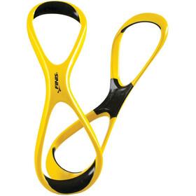 FINIS Forearm Fulcrum Palas, amarillo/negro